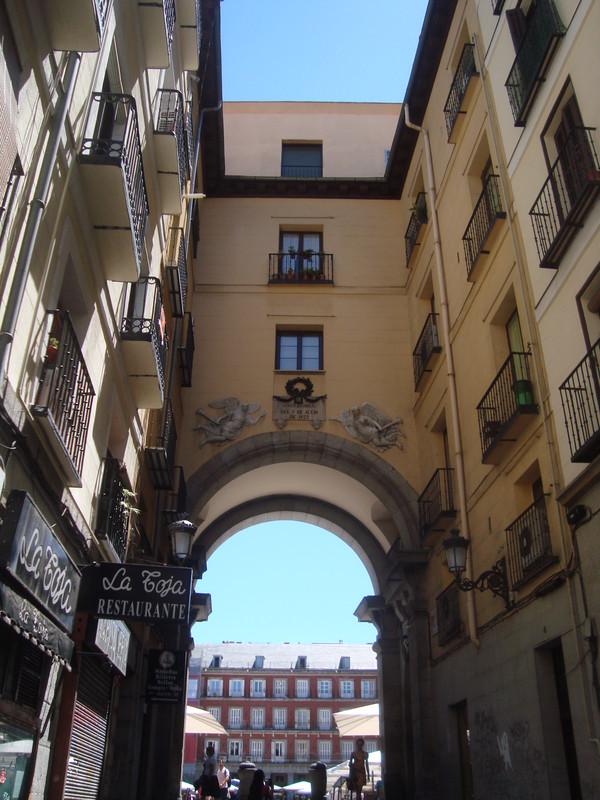 Tour et Madrid